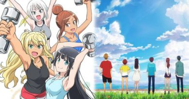 Новые трейлеры и даты выхода — Bokura no Nanokakan Sensou и Dumbbell Nan Kilo Moteru?