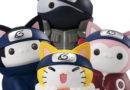 Наруто-кошки — новая серия фигурок