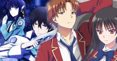 10 Лучших аниме с излишне сильным главным героем